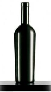 Botella de vidrio . 2. jpg