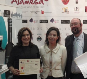 Entrega Premio Alamesa